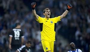 عکسالعملهای دیدنی دروازهبانان در فوتبال اروپا