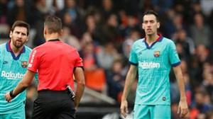 چرا بارسلونای ستین در برابر والنسیا شکست خورد؟