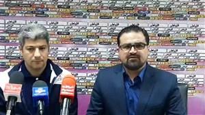 صحبتهای پاشایی پیش از دربی خوزستان