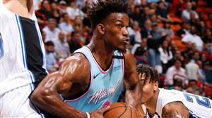 خلاصه بسکتبال میامی هیت - اورلندو مجیک