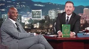 مصاحبهای متفاوت با کوبی برایانت در برنامه جیمی کیمل