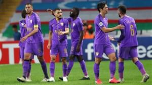 خلاصه بازی العین امارات 1 - بنیادکار 0