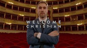 کلیپ رسمی باشگاه اینتر برای معارفه کریستین اریکسن
