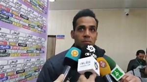 حمودی: قطعا پیکان در لیگ برتر میماند