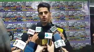 نیازمند: من قبل از قلعه نویی هم در تیم ملی بوده ام