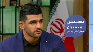 صحبت های محمدیان درباره محرومیت 4 ساله به دلیل دوپینگ