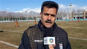 پورموسوی: برای صعود به جام جهانی بازی دوستانه درجه یک لازم داریم