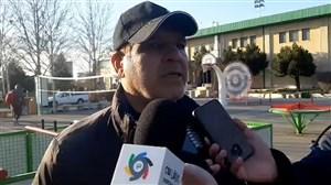 مهاجری: قلعه نویی بهترین گزینه برای تیم ملی است