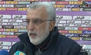 کنفرانس خبری دیدار پیکان - شاهین بوشهر