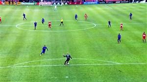 حرکات نمایشی دروازه بانان در لیگ MLS