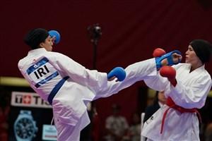 گزارشی از دختران ورزشکار ایران به مناسبت روز دختر