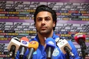 مجیدی: از کیفیت تیم راضی نیستم