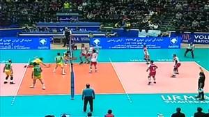 خلاصه والیبال شهرداری ارومیه 3 - شهرداری گنبد 0