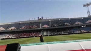 دربی ۹۲:ورزشگاهی که خیلی مانده تا پر شود!