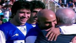 خاطره بازی با رضا شاهرودی و علیرضا منصوریان
