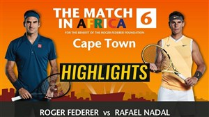 خلاصه تنیس رافائل نادال - راجر فدرر