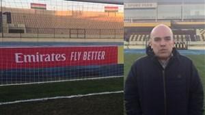 وضعیت نامناسب ورزشگاه اربیل برای میزبانی از استقلال