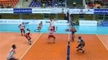 خلاصه والیبال سایپا 3 - شهرداری ارومیه 2