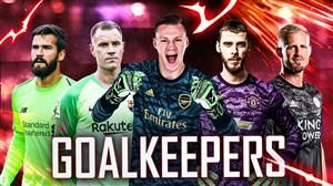 برترین دروازهبانان فوتبال اروپا در ژانویه 2020