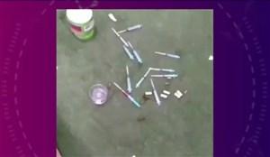ماجرای سرنگهای مصرف شده در رختکن تیم تراکتور