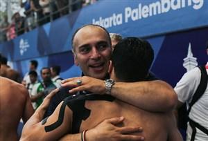 رضوانی: میخواهیم در شنا سهمیه المپیک بگیریم