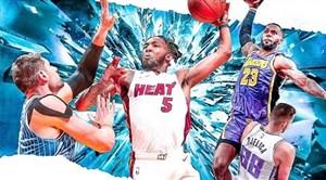 برترین اسلم دانک های بسکتبال NBA در سال 2020