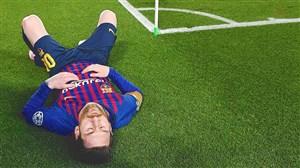 اشتباهات عجیب و بامزه از ستارگان فوتبال 2020