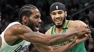 خلاصه بسکتبال لس آنجلس کلیپرز - بوستون سلتیکس