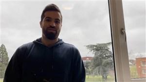صحبت های حسن تفتیان در حاشیه مسابقات فرانسه