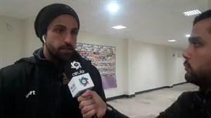 منوچهری: به ماندن پارس در لیگ برتر خوش بین هستیم