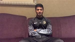 محمد محبی : من حرفه ای زندگی می کنم