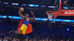 فینال جذاب اسلم دانک NBA 2020