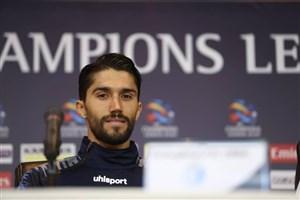 حسینی: امیدوارم با تیمهای عربستانی هم در ایران بازی کنیم