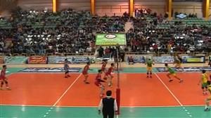 خلاصه والیبال شهرداری گنبد 3 - شهروند اراک 0