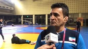محمد بنا: برای دفاع از عنوان قهرمانی آسیا اینجا هستیم