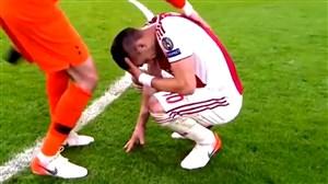 صحنههای تلخ و دردناک فوتبالی در سال 2020