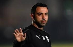 قلب ژاوی هرناندس تقدیم به بازیکنان ایرانی