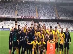 بازگشت طوفانی سپاهان به لیگ قهرمانان آسیا