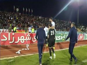 لحظات جالب و خندهدار لیگ برتر در هفته گذشته (28-11-98)