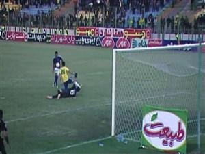زیباترین گلهای هفته گذشته لیگ برتر(28-11-98)