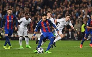 بارسلونا 6 -پاری سن ژرمن 1 به روایت عکاس باشگاه بارسلونا