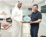 بازدید قلعهنویی از آکادمی تیم ملی قطر