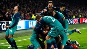 برترین گل های تاتنهام در لیگ قهرمانان اروپا