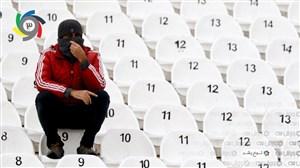بی توجهی تی تیها به جام حذفی (عکس)