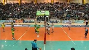 خلاصه والیبال شهرداری گنبد 3 - شهرداری ورامین 1