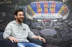 نظر لیونل مسی درباره محرومیت سیتی از لیگ قهرمانان