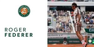 5 حرکت برتر راجر فدرر در رولند گاروس 2019