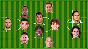 تیم منتخب دشمنان لیونل مسی در فوتبال