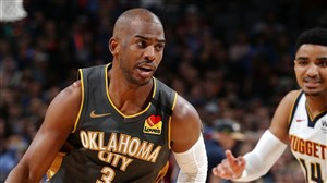 خلاصه بسکتبال اوکلاهاما سیتی - دنور ناگتس