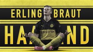 ارلینگ هالند ؛ 7 بازی در لیگ قهرمانان و 10 گل
